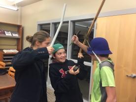 Middle School Mayhem