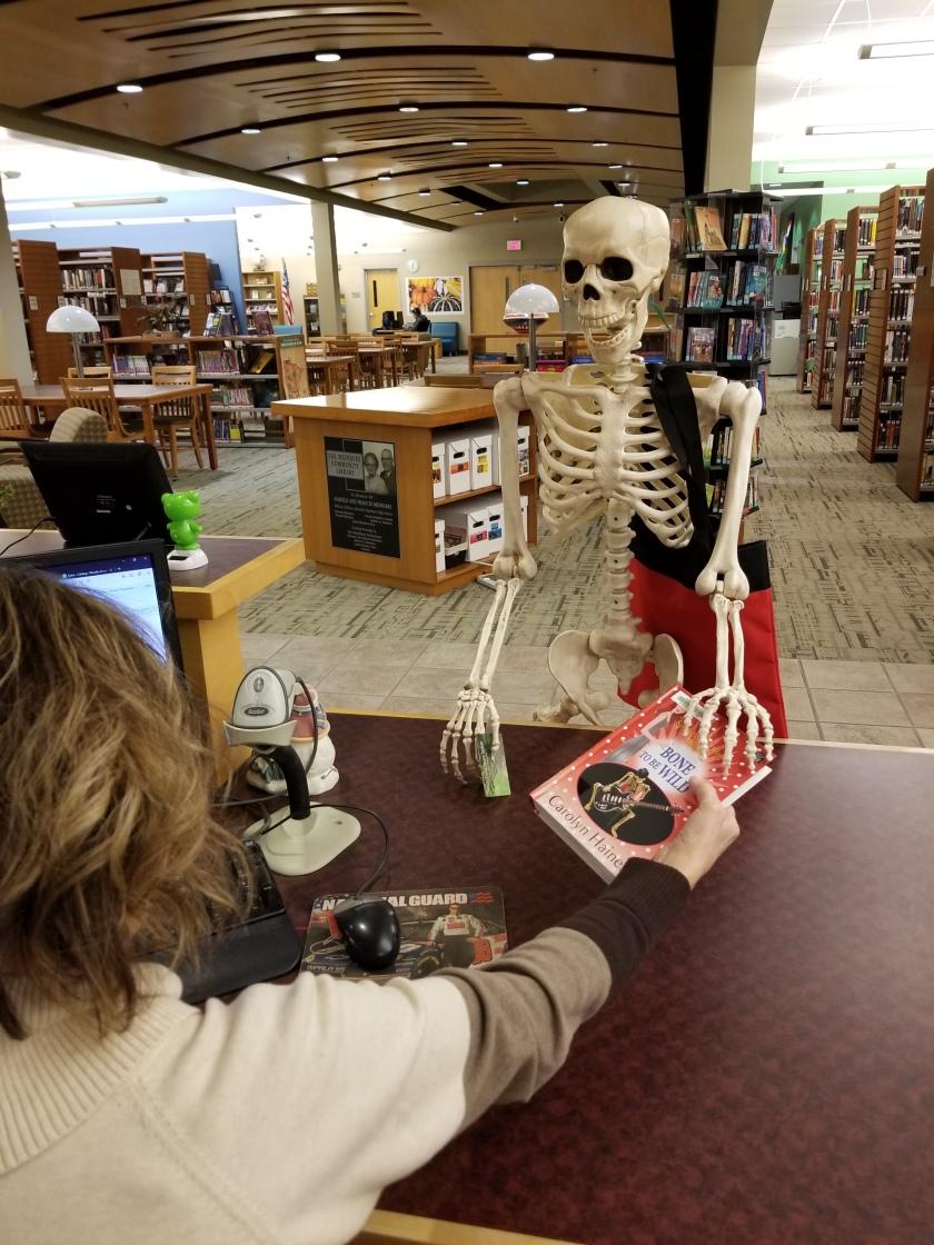 lib bones checkout