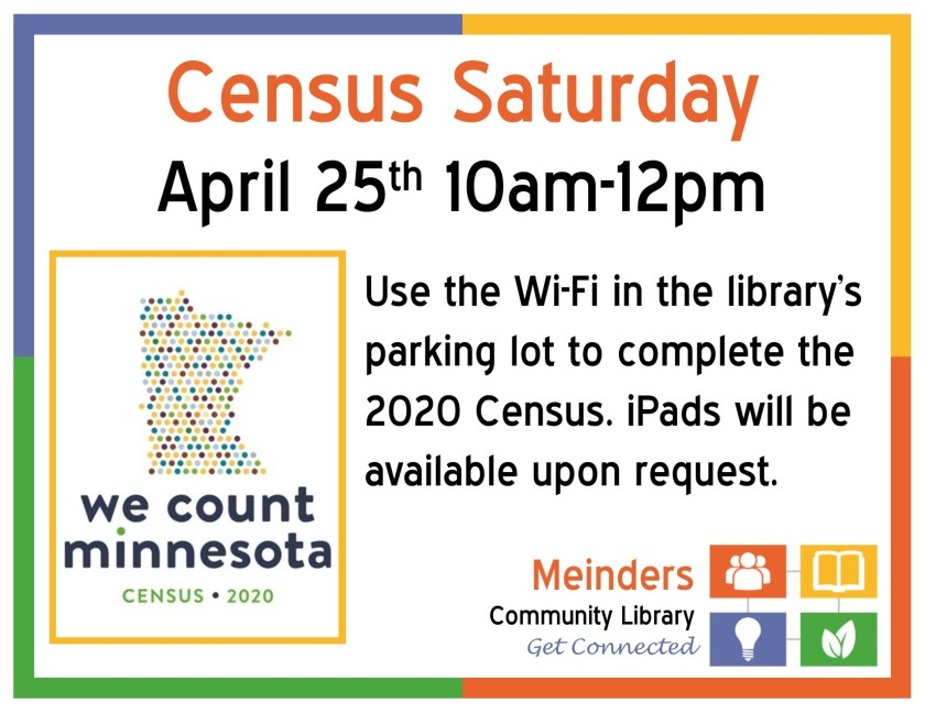 Census Saturday